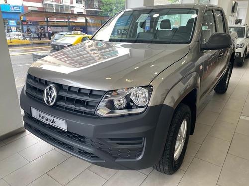 Volkswagen Amarok 2.0 Tdi Trendline 140cv 4x2 0km 2021 Vw 1