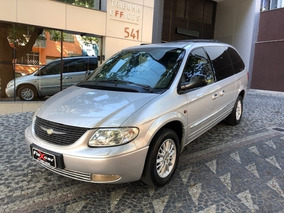 Chrysler Grand Caravan 3.3 Limited 4x2 V6 12v Gasolina 4p Au