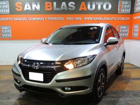 Honda Hrv 2015 Lx Cvt 1.8 N Dh Aa Ab Abs 5p San Blas Auto