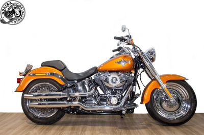 Harley Davidson - Softail Fat Boy
