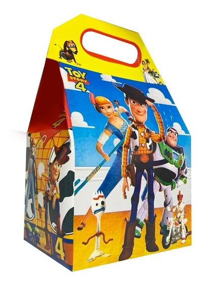 Toy Story 4 Cajas Dulceras Paq 50 Piezas Toy Story Fiesta