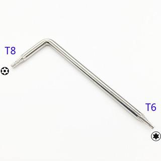 Llave Destornillador T8 T6 Para Ps4 Ps3 Xbox 360 Xbox One