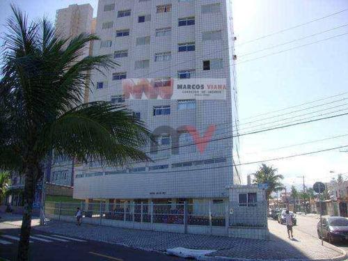 Apartamento À Venda, 45 M² Por R$ 185.000,00 - Mirim - Praia Grande/sp - Ap0247