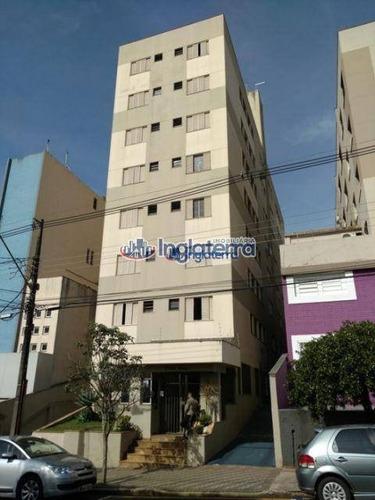 Apartamento Com 1 Dormitório À Venda, 42 M² Por R$ 137.000,00 - Centro - Londrina/pr - Ap0179