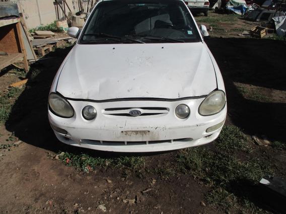 Kia Sephia 1998 - 2002 En Desarme