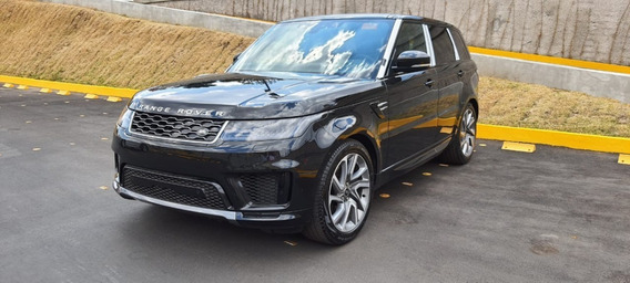 Land Rover Range Rover Sport Auto Demo