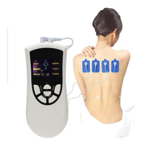 Gym Gimnasia Pasiva 2 Electrodos Inteligente Terapia Digital