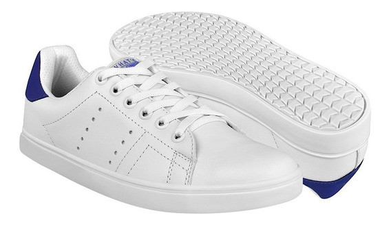 Tenis Casuales Para Dama What´s Up 181918 Bco Rey