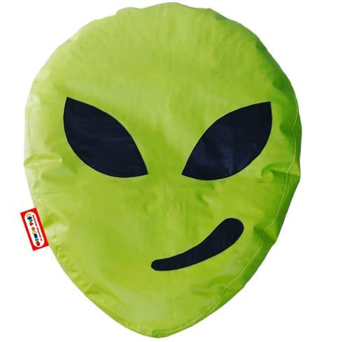 Imagen 1 de 3 de Sillon Puff Alien Soporta Hasta 85kg