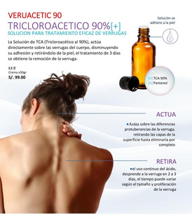 Serum Acido Tricloroacetico Tca 90%, Sciencia, Verruga