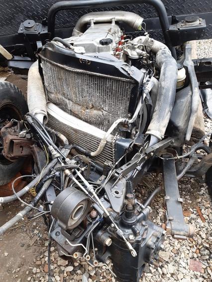 Camion Hino Dutro 2004 Chocado Papeles A Mi Nombre