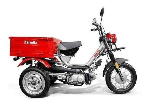 Zanella Tricargo 110 Lt - 18 Cts $5.599 - Envío Gratis Amba!