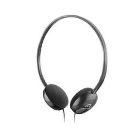 Headphone Light Multilaser Ph063 Fone De Ouvido P2 3,5