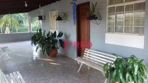 Chácara Com 3 Dormitórios À Venda, 7700 M² Por R$ 460.000,00 - Araçoiaba Da Serra - Araçoiaba Da Serra/sp - Ch0006