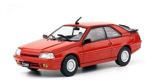 Autos Inolvidables Años 80,90 Nº 01 Renault Fuego Gta Max 91