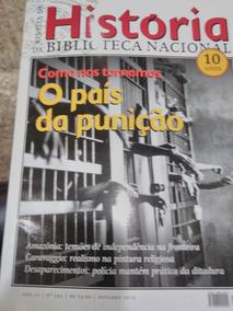 Revista Historia Biblioteca Nacional 121 Pais Punicao