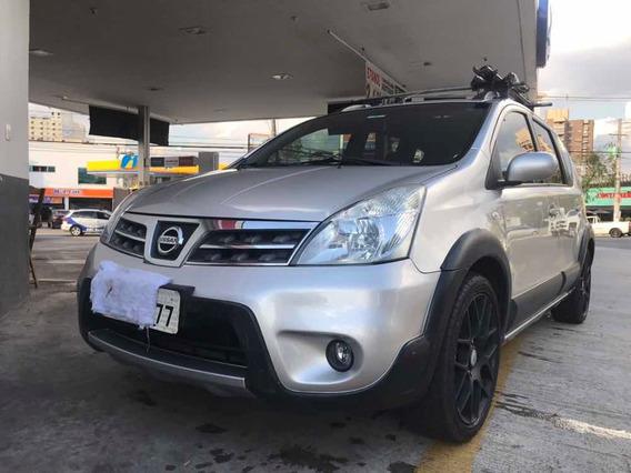Nissan Livina X-gear 1.8 Sl Flex Aut. 5p 2013