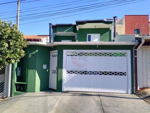 Casa À Venda, 193 M² Por R$ 470.000,00 - Jardim Colonial - Indaiatuba/sp - Ca10847