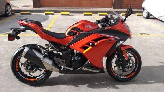 Moto Ninja Kawasaki 250