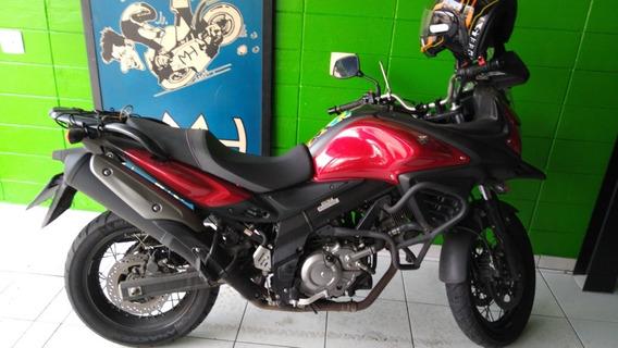 Suzuki Dl Vstrom 650xt