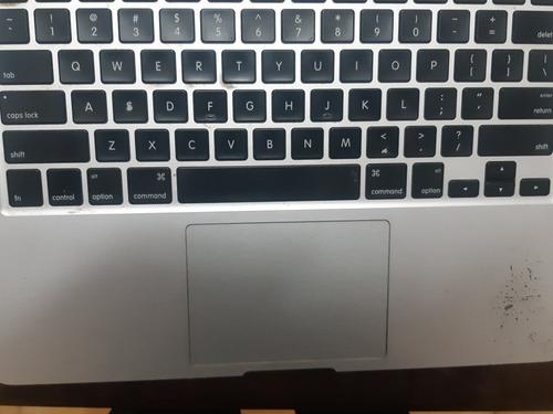 Placa Logicboard Topcase Batería Macbook A1425 Retina 2012
