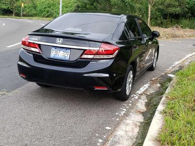 Vendo O Canvio Honda Civic