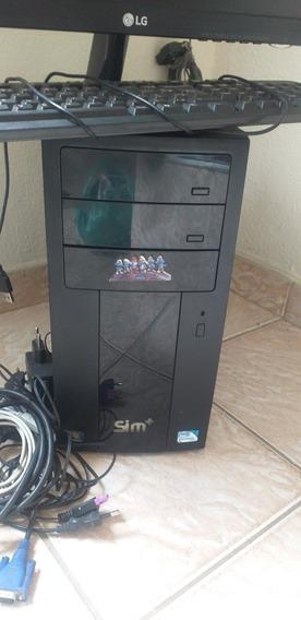 Computador Sim+ Intel Pentium