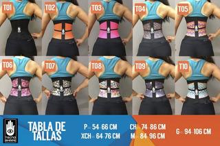 Faja Moldeadora Cinturilla Tecno Shape Original Hot Sale