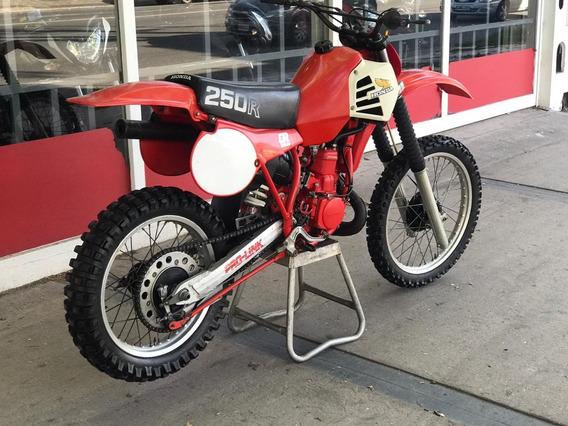 Cr 250 1981 Original