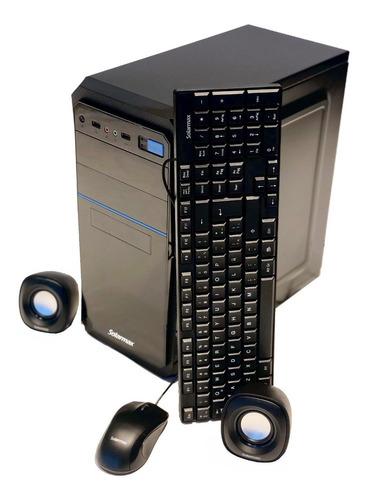 Computadora Pc Solarmax Intel Core I5 9400 9na 32gb 1tb Hdd
