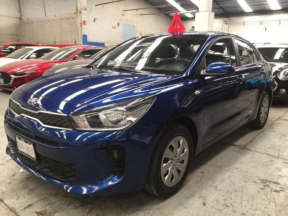 Kia Rio Sedan 1.6l Man 2018