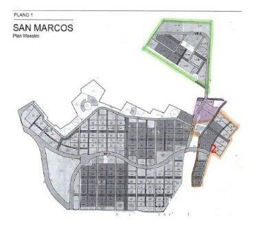 Terrenos En San Marcos, Yucatán, A La Venta 6.5ha