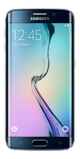 Samsung Galaxy S6 Edge Bueno Negro Claro