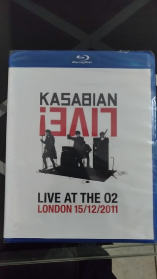Blu-ray Kasabian Live. At The O2