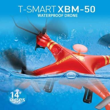Imagen 1 de 6 de Drone Waterproof Tsmart Contra Agua