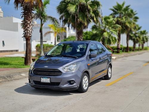 Imagen 1 de 12 de Ford Figo 2017 1.5 Titanium Sedan At