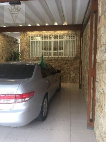 Casa Com 4 Dormitórios À Venda, 300 M² Por R$ 1.280.000,00 - Chácara Belenzinho - São Paulo/sp - Ca0395