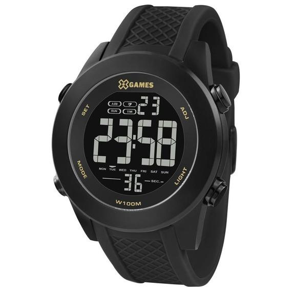 Relógio X Games Masculino Xmnpd001 Pxpx Digital Preto + Nfe