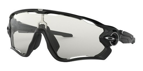 Óculos Oakley Jawbreaker Polished Black Photochromic