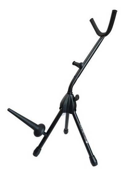 Pedestal De Saxofon Metalico Resistente Marca Soundking