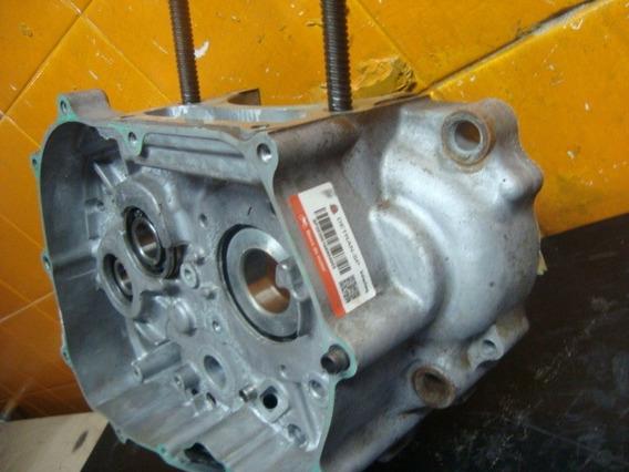 Bloco Motor Lado Direito Original Honda Cb300 - Bom Estado