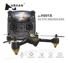 Drone Hubsan H501s C/ Camera Full Hd 1080 Gps Manual Pt Pdf