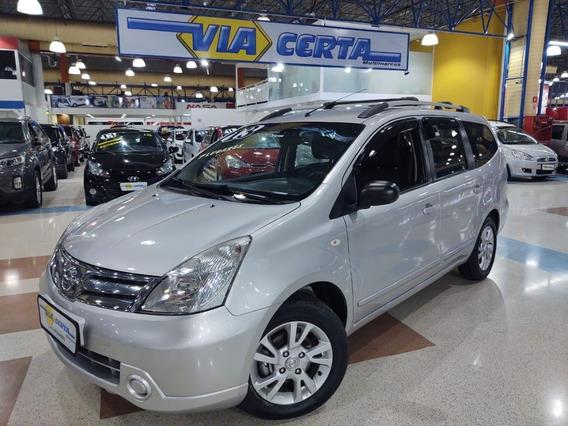 Nissan Grand Livina 1.8 S Flex * 7 Lugares *