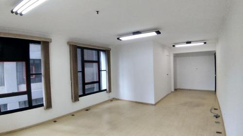 Imagem 1 de 12 de Conjunto Para Alugar, 46 M² Por R$ 1.000,00/mês - Vila Olímpia - São Paulo/sp - Cj0712