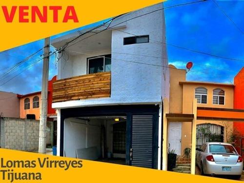 Casa En Venta Lomas Virreyes Tijuana ¡te Encantará!