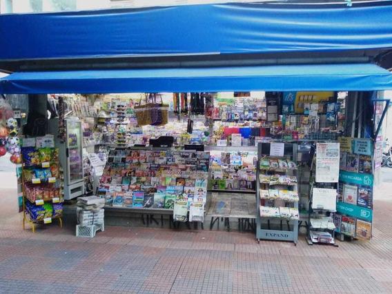 Banca De Jornais E Revistas - Centro De São Paulo