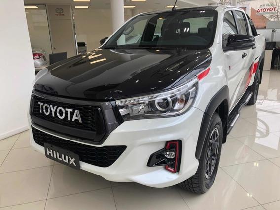 Toyota Hilux Gr Sport 2.8 177cv Cd 4x4 Manual 2020