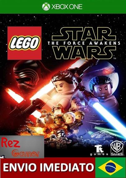 Lego Star Wars: The Force Awakens [ Jogos Xbox One Digital ]