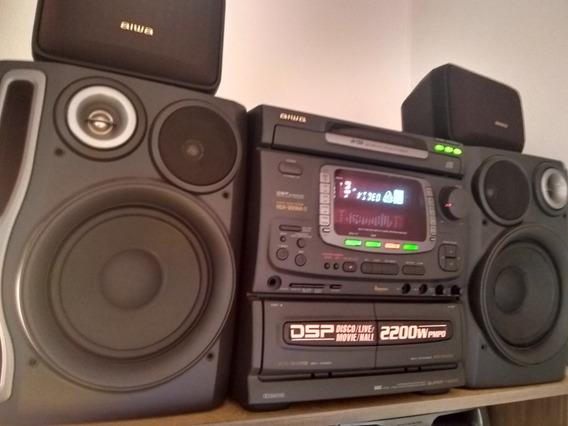 Aiwa Nsx 999 Mkii Impecável Raridade