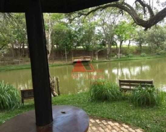 Terreno À Venda, 360 M² Por R$ 320.000,00 - Condomínio Lago Da Boa Vista - Sorocaba/sp - Te0042